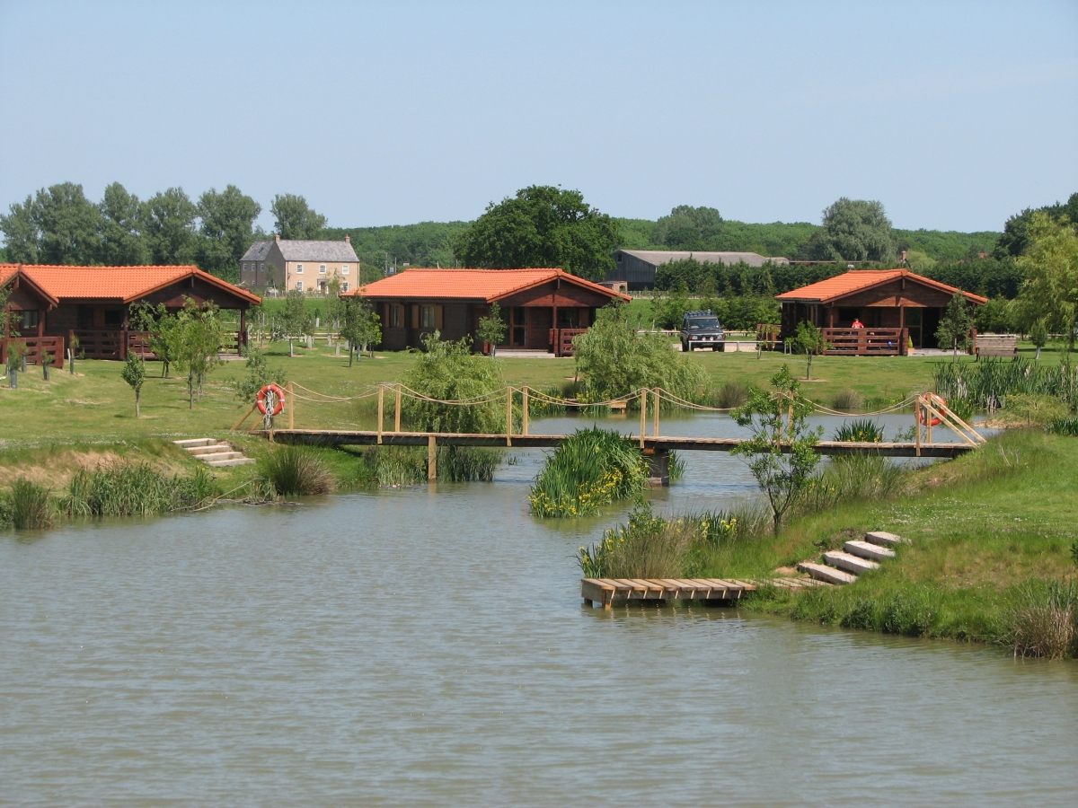 Rural Roosts Log Cabins Lincolnshire