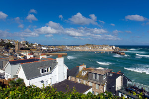 log cabin holidasy in st ives