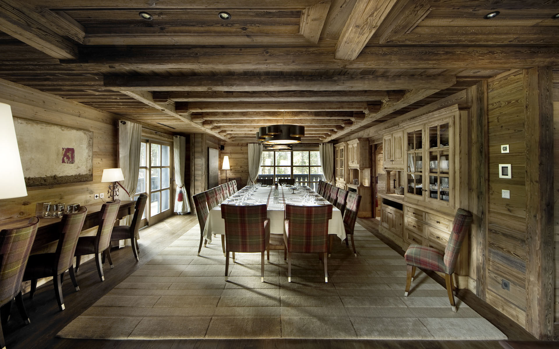 Luxury log cabins top 5 most luxurious in the world for French luxury