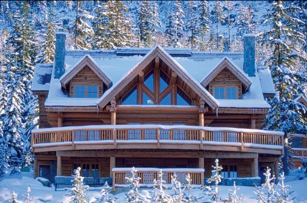 horstmann log cabin