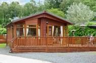 White Cross Bay Langdale Log Cabin
