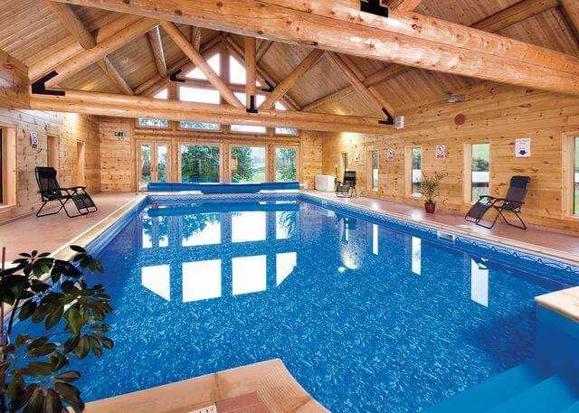 Black Hall Lodges Knighton Shropshire