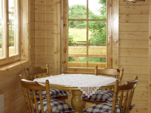 north yorkshire moors log cabin
