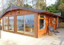 Lodge on the lake windermere