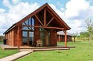 lincoln log cabins