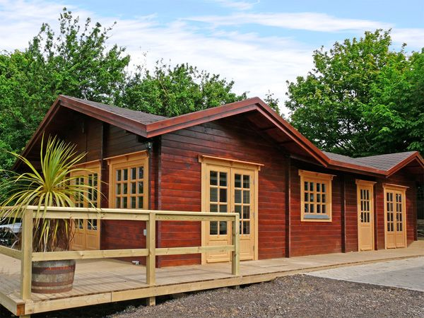 St hildas log cabin