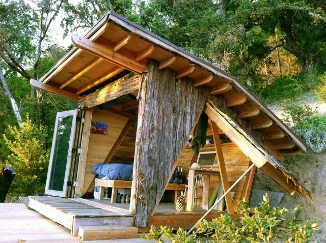 cool cabins usa