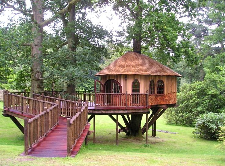 treehouse cool cabins