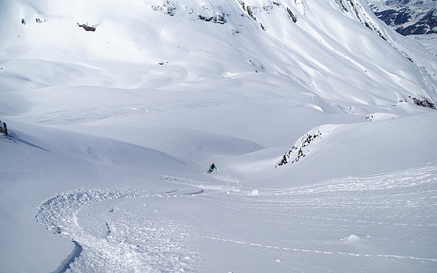best extreme skiing holiday destinations