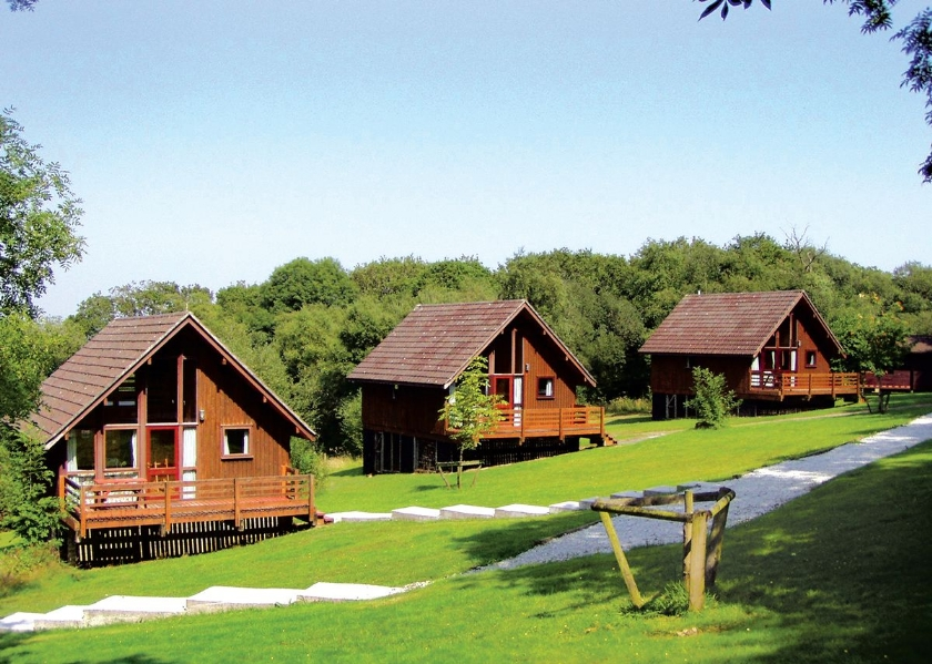 Mid Wales  Log Cabin Holidays in Wales  Log Cabin Holidays
