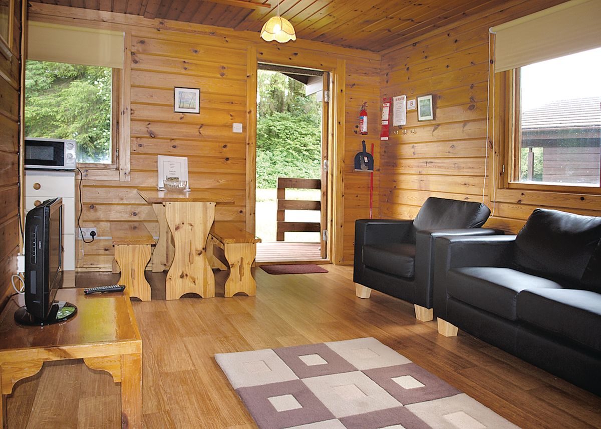 Log Cabins in Wales  UK Cottage Holidays  Sykes Cottages