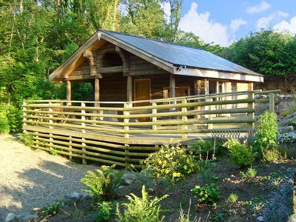 little trees cabin