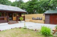 Gisburn forest lodge yorkshire dales