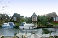 Riverside lodge suffolk canal