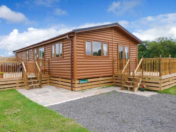 Somerset lodge richmond for Log cabins for sale north yorkshire