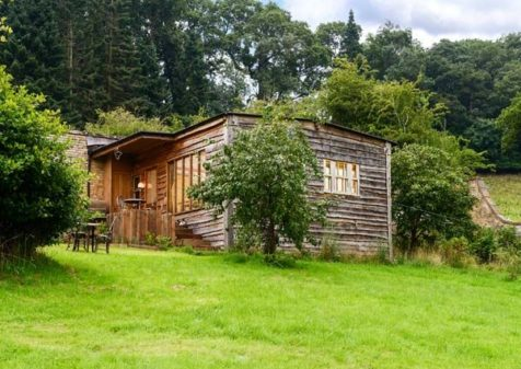 garden lodge shropshire