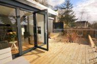 little spinney lodge dorset veranda