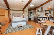 sapphire lodge mid walesbedroom 2