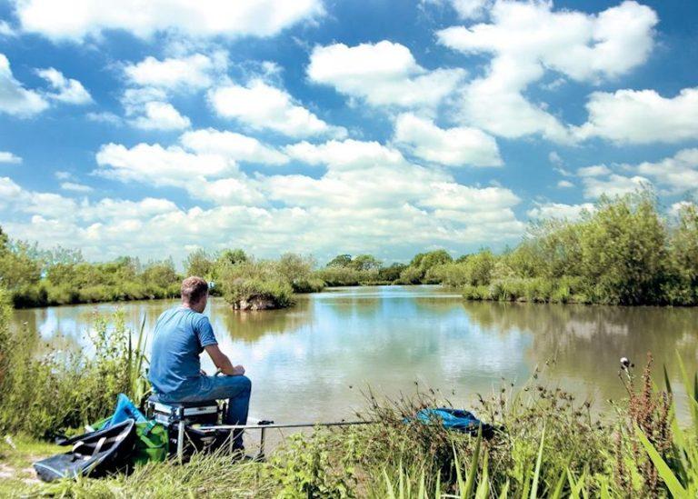 Goodiford Mill Lake fishing lodges