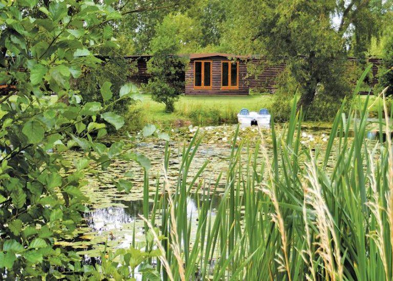 pickering lodges lake
