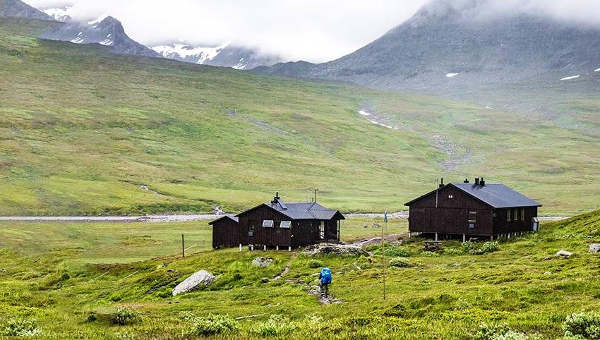 sweden cabin